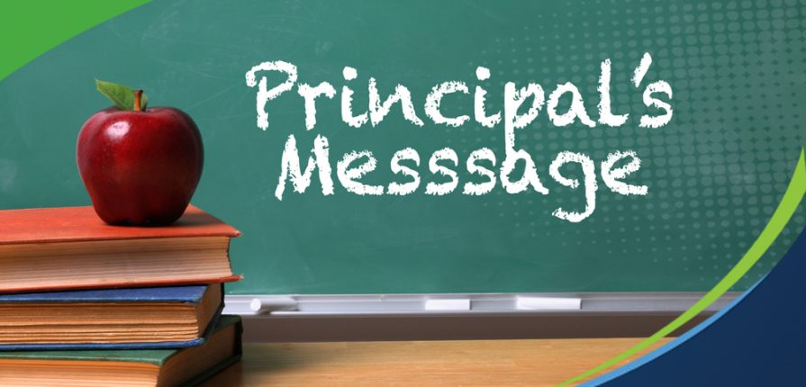Image result for principals message clipart